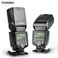 Yongnuo YN560 III IV YN560III YN560IV 2.4G sans fil maître et groupe flash Speedlite pour Nikon Canon Pentax Olympus sony caméra