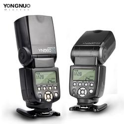 yongnuo YN560 III IV YN560III YN560IV 2.4G Wireless Master & Group flash Speedlite for Nikon Canon Pentax Olympus sony Camera