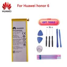 цена на Huawei Original Battery HB4242B4EBW 3000mAh For Huawei Honor 6 4X H60-L01 H60-L02 H60-L11 H60-L04 Replacement Phone Battery