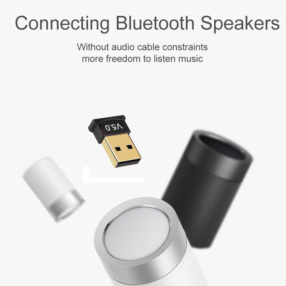 USB Bluetooth WIFI Adapter 4.0 CSR High Speed Dongle Wireless Mini Network PC