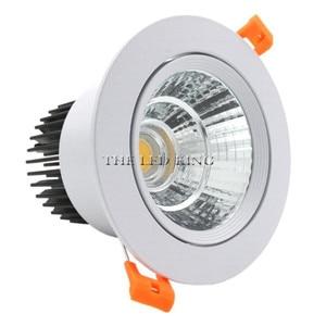 Image 1 - Foco led blanco especial Mini 3W 5W 7W COB, lámpara empotrada regulable, lo mejor para techo de casa, oficina, hotel, 110V 220V