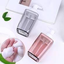 Пенообразующий диспенсер для жидкого мыла пенопластовый прозрачный