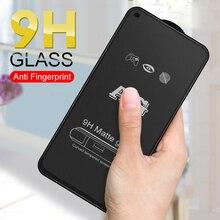 9D ماتي المضادة للبصمة الزجاج واقية لهواوي نوفا 5 T 3i 4e 7i 6 7 SE خفف على Nova5 5 T Nova5T T5 حامي الشاشة