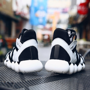 Image 4 - Modele do pary najlepsze trampki trening koszykówki buty odkryte buty do biegania nosić na co dzień oddychające unisex Zapatos Hombre