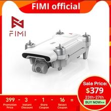 FIMI X8SE 2020รุ่นกล้องDrone RCเฮลิคอปเตอร์8KM FPV 3แกนGimbal 4Kกล้องGPS RC drone Quadcopter RTFคริสต์มาสของขวัญ