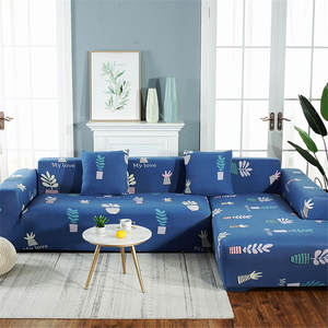Sofa Cover Elastic Couch Cover for Sofa Sectional L Shaped Sofa Cover Chaise Longue Stretch