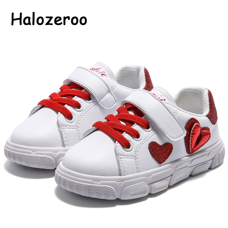 Girls  Trainers Sports  Glitter Shoes