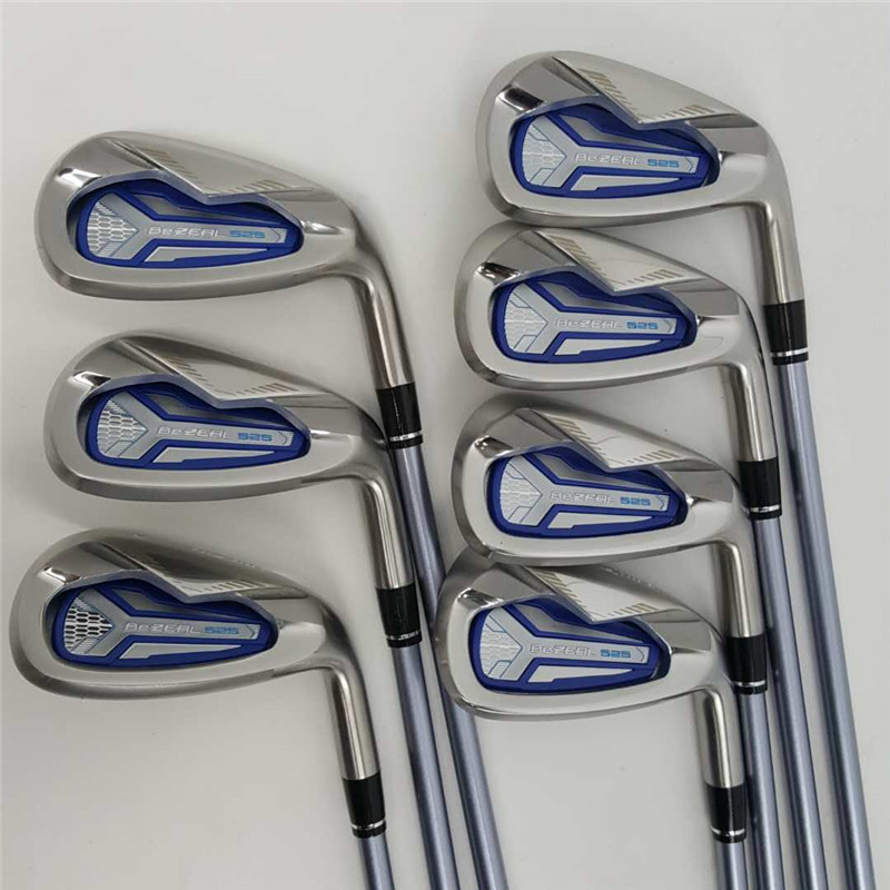 2020 Women Golf clubs set HONMA Golf Club HONMA BEZEAL 525 Golf Complete Set with wood putter Head Cover (No Bag) Free Shipping 4