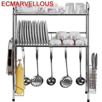 Organisateur Fridge Dish Drying Refrigerator Sink Organizer Stainless Steel Cocina Organizador Mutfak Cuisine Kitchen Rack - DISCOUNT ITEM  37% OFF All Category