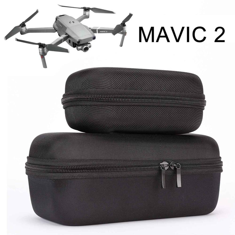 Carrying Case For DJI Mavic 2 Pro Zoom Portable Handbag Carrying Box Storage Bag Drone Remote Controller Portable Case Protector