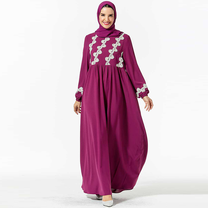 Abaya Dubai Hijab Muslim Dress Turkish Dresses Islamic Clothing Abayas For Women Pakistan Caftan Kaftan Robe Baju Muslim Wanita
