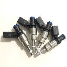 06F906036F Kraftstoff Injektor OEM 06E906036A Für Audi A3 A4 A6 2,0 Für VW EOS Golf Jet ta Passat 2,0 2001  0261500020