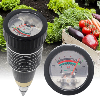 цена на Digital Ph Tester Soil Meter Tool Moisture Sunlight Tester Analysis Acidity Alkali Ph Meter Tester For Plants Flowers D30