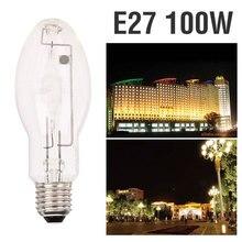 Металлогалогенная лампа 100 Вт торговый центр Металлогалогенная лампа E27 20000LM MH художественная галерея домашнее промышленное освещение