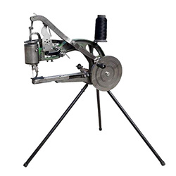 Schoen Reparatie Herstellen Machine Gand Schoen Naaien Stiksels Machine voor Schoenmaker