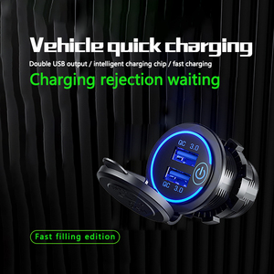 Quick Charge 3.0 USB Car Charg