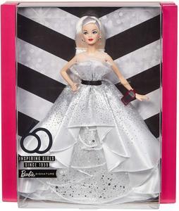 Image 2 - Original Barbie Puppen Begrenzte Look mit Kleidung Frauen Prinzessin Inspirierende Barbie Sammler Spielzeug für Mädchen Geschenke Geburtstag Präsentiert