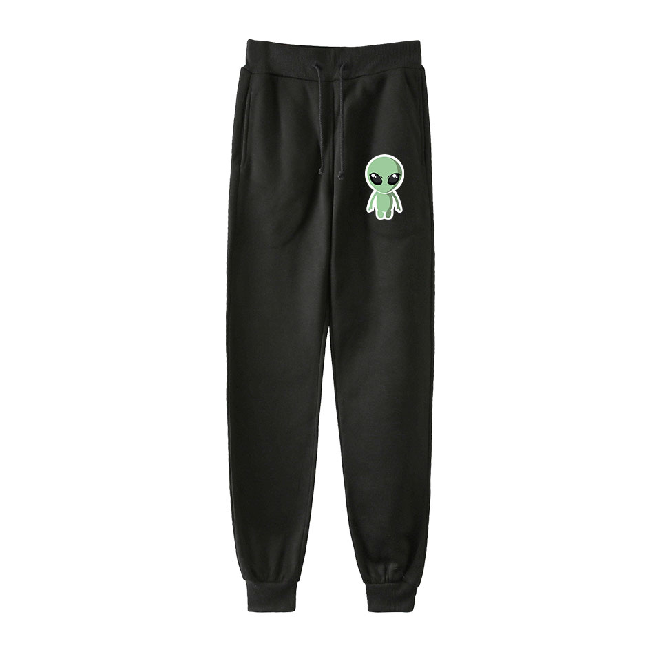 Storm Area 51 Activity 2D Alien Pringing 2019 Hot  High Quality Jogging Sports Pants Trousers Fashion Comfortable Casual Pants