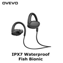 Orijinal X9 8G MP3 Bluetooth kulaklık IPX7 su geçirmez yüzme spor kulaklık bas HiFi kulaklık dokunmatik kontrol HD Mic