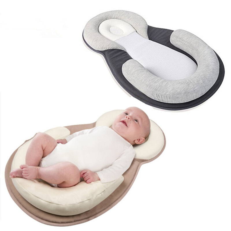 Portable Baby Crib Nursery Travel Folding Baby Bed Bag New Cotton Infant Toddler Cradle Multifunction Storage Bag For Baby Care