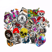 100pcs Stickers DIY Scrapbook Sticker Set Waterproof Graffiti Luggage Vintage Stationery