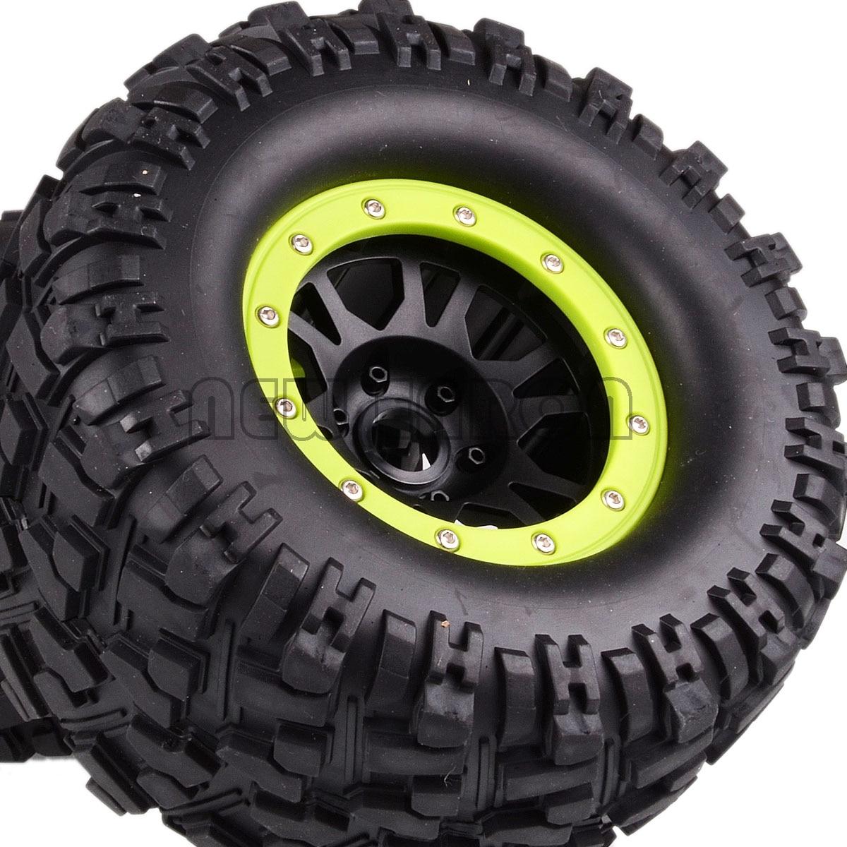 NEW ENRON 1P Wheel Hub Rim &170MM Tire 17MM Hex FOR RC 1/8 1:8 Truck HPI Savage FLUX HSP  HPI LOSI HSP NANDA