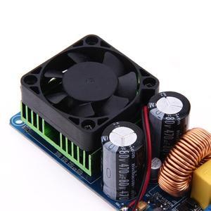 Image 5 - 500W płyta wzmacniacza IRS2092S mono kanałowy wzmacniacz cyfrowy klasy D HIFI wzmacniacz mocy pokładzie wzmacniacz cyfrowy