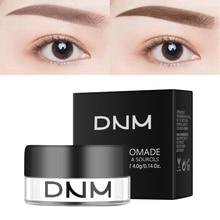 DNM водостойкая помада для бровей, стойкая к поту, Натуральный гель для бровей, глаза, корейский макияж, крем для бровей TSLM2