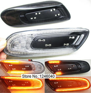 Image 4 - 2 Chiếc Cho Mini Cooper Một F55 F56 F57 Năng Động Tuần Tự LED Fender Bút Ánh Sáng Mặt Bút Đèn Chỉ Báo Biến đèn Báo Tín Hiệu