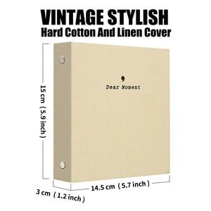 Image 3 - 100 กระเป๋า Mini Photo Album สำหรับ Case Fujifilm Instax ฟิล์ม 7C 7S 8 9 25 50 S 70 90