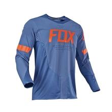 Mens Cycling Jersey 2021 Mtb Fox Camiseta Downhill Jerseys Maillot Velo Camisa Motocross Long Sleeve Equipos De Ciclismo Ropa