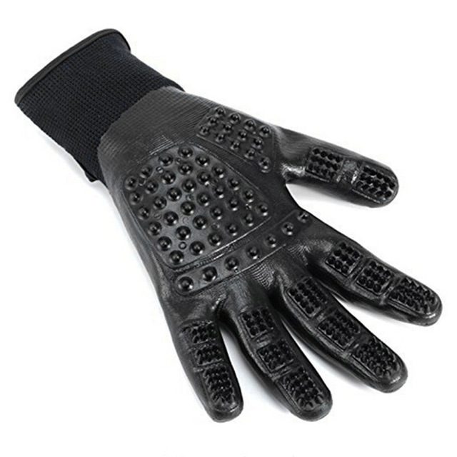 Massage Gloves for Long/Short Hair 1