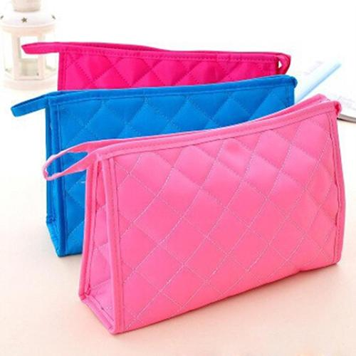 Travel Makeup Cosmetic Wash Toothbrush Pouch Organizer Bag Fashion Waterproof Portable Makeup Cosmetic Toiletry