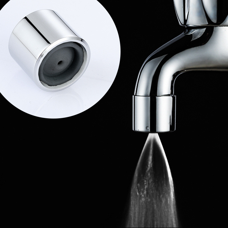 New Brass Water Saving Faucet Aerator With Water Mist Kitchen Mixer Accessories Conical Effluent Spatter-proof Aerator