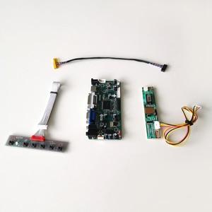 """Image 1 - ل N154I2 L01/L02/L03 LVDS 30Pin CCFL HDMI DVI راصد بالطيف الضوئي في جي إيه لوحة م. NT68676 جهاز تحكم بالشاشة محرك مجلس 1280*800 15.4 """"عدة"""