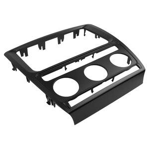 Image 2 - Fascia de Radio para Skoda Octavia con Auto A/C reproductor de DVD 2 Din, Kit de Panel estéreo, de instalación de embellecedor, marco de placa