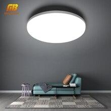 Светодиодный потолочный светильник 48 Вт, 36 Вт, 24 Вт, 18 Вт, 13 Вт, 9 Вт, 6 Вт, потолочный светильник, панель с поверхностным креплением, лампа 85-265 в, современная лампа НЛО для домашнего декора, светильник ing