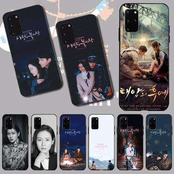CUTEWANAN Son Ye Jin Hyun Bin TPU Soft Silicone Phone Case Cover for Samsung S20 plus Ultra S6 S7 edge S8 S9 plus S10 5G image