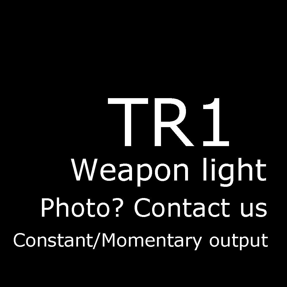 Tactical Fullsize Flashlight TLR Light Fits GLOCK 1 9 Hk USP CZ 75 SIG SAUER P320 Defense Pistols Torch