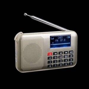 Image 4 - Mini Solar Power Speaker Mp3 Audio Music Player with Led Emergency Light