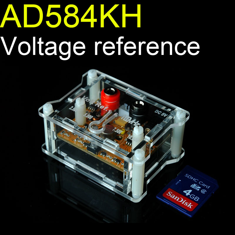 DYKB AD584KH Voltage Reference 4-Channel 2.5v 7.5v 5v 10v High Precision Voltage Source Module