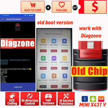 2 PCS Old Thinkdiag full system Scanner SN From 97986 Power than X431 easydiag repair Tool aLL free software 15 reset service
