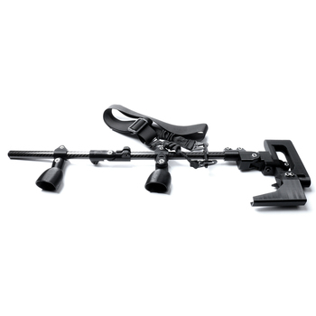 VR Game Shooting Bracket Controller Stable Shooting Gun Holder for Oculus rift S / Quest VR Headset Accessories