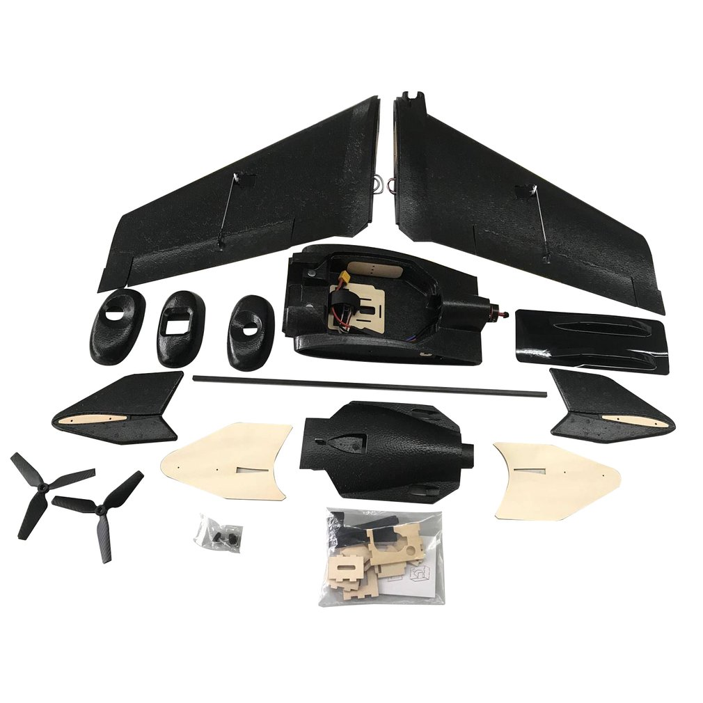 ZOHD SonicModell AR Wing 900mm EPP Wingspan RC FPV Airplane Fixed Wing Glider Drone Plane Model with 80+km/h Upgrade Version PNP