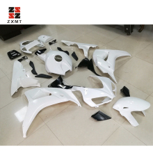 цены ZXMT Unpainted Raw Customized Motorcycle Fairing Kit For Honda CBR1000RR 2006 2007 ABS Plastic Injection Bodywork