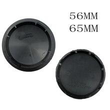 4 pçs 65mm 56mm centro da roda do carro tampa tampas hub para vw 5g0601171 6cd601171 acessórios do carro