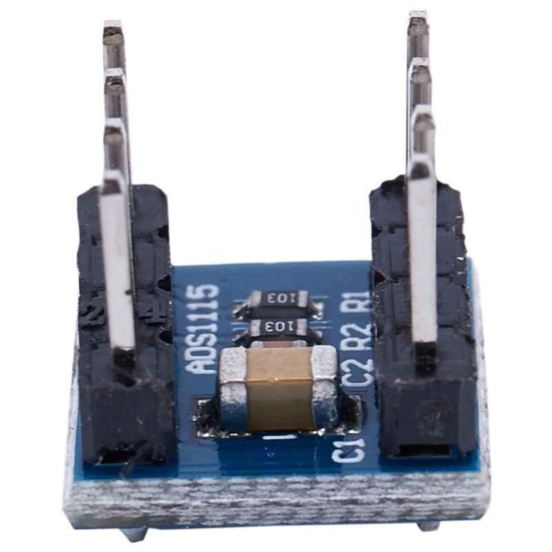 Mini ADS1115 وحدة 4 قناة 16 بت I2C ADC برو كسب مكبر للصوت لاردوينو الأزرق