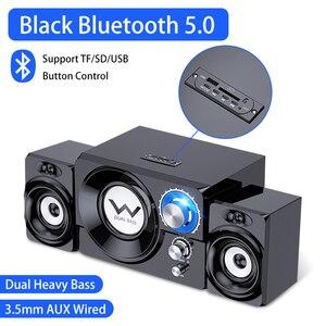 Home Theatre System Caixa De Som Para PC Computer Speakers Altavoces Desktop Bluetooth Speaker Barra De Sonido Para tv Subwoofer