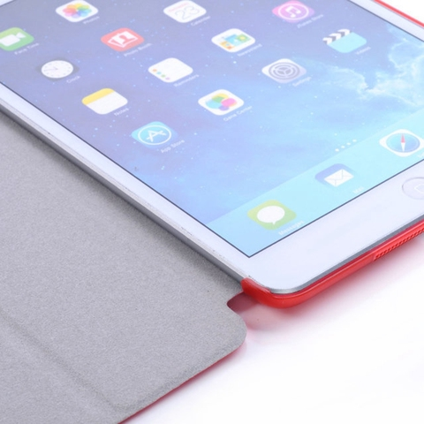 for iPad Mini Original  Simplism Series Wake Up Fold Stand Leather Case Smart Cover Protector for iPad Mini 1 2 3 Quality Lahore