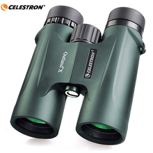 Celestron outland 10X42 Binoculars High Power HD Telescope BK4 Prism Optical Lenses Outdoor Hunting Bird Watching Camping